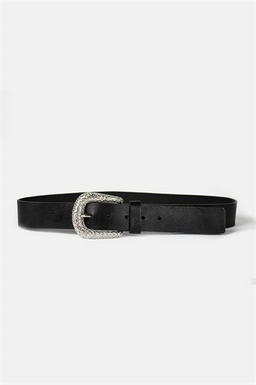 Re:Designed by Dixie Badu Belt Black