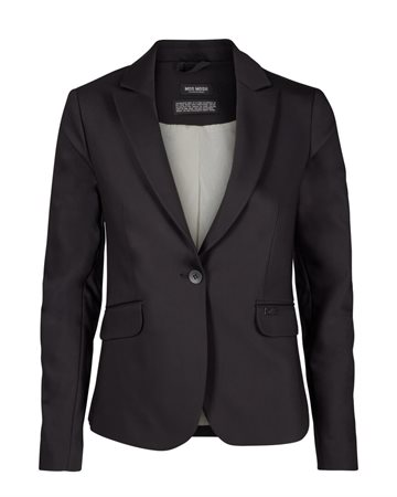 Mos Mosh Blake Night Blazer Black