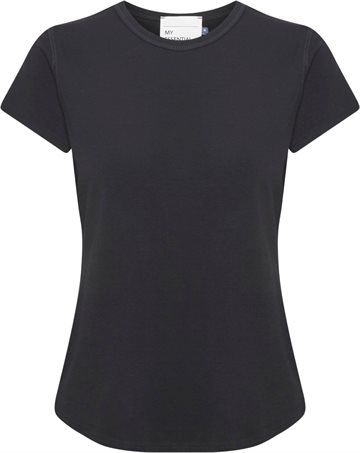 Denim Hunter The Modal Tee - Black